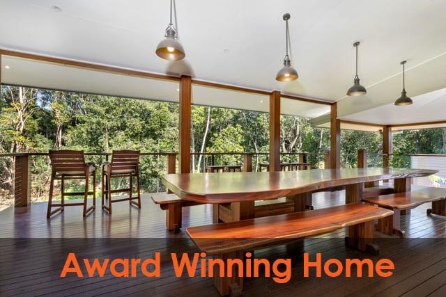 Moonooba Award Winning Home